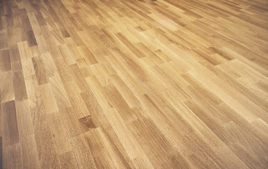 Business Wood Flooring
