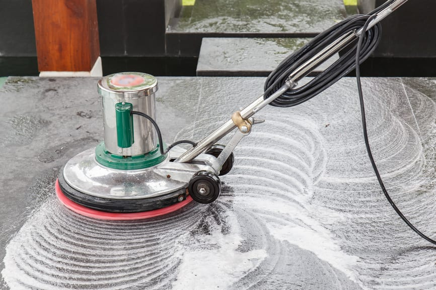 Cleaning High-End Surfaces