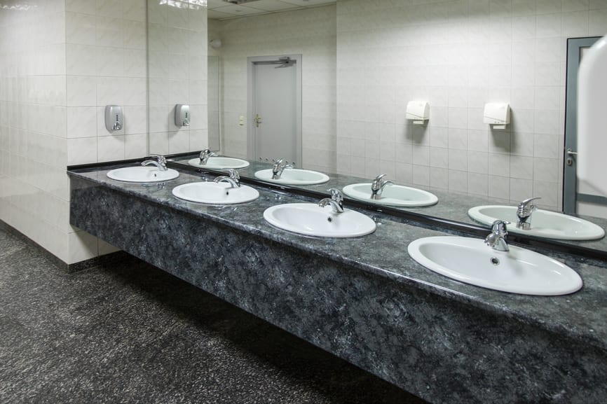Business Bathroom Cleaning