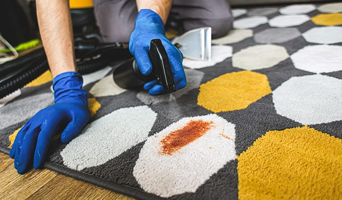 How Do You Remove Stains from Office Carpet?