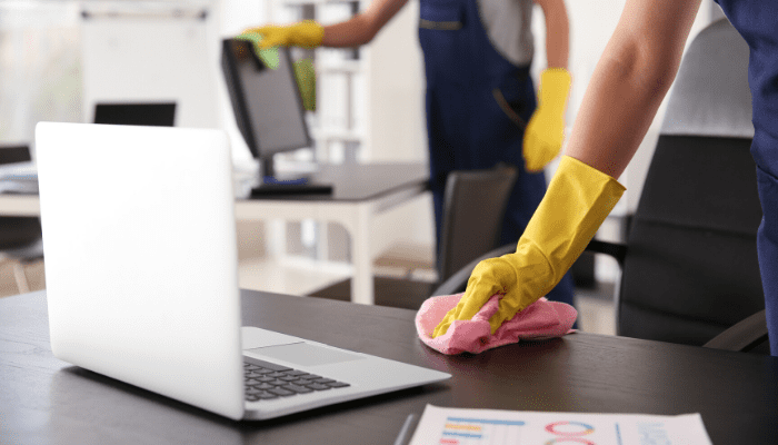 Commercial Cleaning: Why a Clean Office is More Efficient?