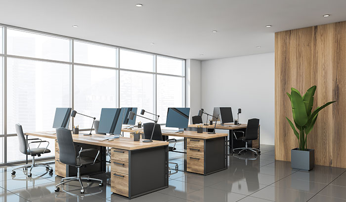 Impressing Clients with a Clean Office