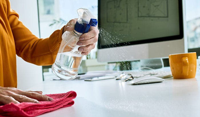 5 Ways to Use Microfiber Cloths in Your Office