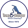 Town and Country Office Cleaning Logo